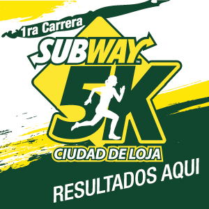 RESULTADOS SUBWAY 5K