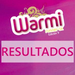 RESULTADOS WARMI RUNNER 5K