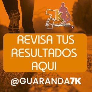 RESULTADOS GUARANDA 7K