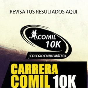 RESULTADOS COMIL 5K/10K