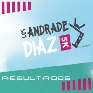 RESULTADOS LOS ANDRADE DIAZ 5K 1K