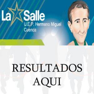 RESULTADOS LA SALE 5K